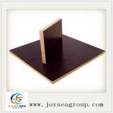 Madera contrachapada comercial y madera contrachapada hecha frente película para el embalaje o los muebles