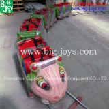 Train électrique de la vente 16 de tracteur à chenilles chaud de portées pour des gosses
