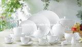 Coupe Shape White Porcelain Dinnerware Assortment