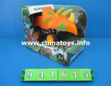 Os brinquedos de plástico presente de promoção Aluguer de carro de animal de fricção (941617)