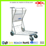 Carrito de equipaje de acero inoxidable (GJ-150)