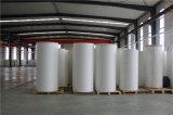 Tecido de telhado de fibra de vidro geotêxtil de fibra de poliéster