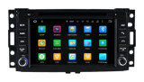 Hla Car DVD Player Android5.1 pour Hummer H3 Car Radio