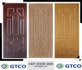 HDF MDF меламина литые двери кожи
