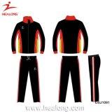 Vestiti sublimati poco costosi su ordinazione della tuta sportiva di addestramento della squadra di sport