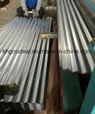 Forti strati ondulati del tetto dello zinco di Customed