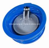 Form Lron Oblate-Typ einzelnes Platten-Schwingen-Rückschlagventil