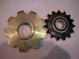 Tand van de Motorfiets/het Toestel de van uitstekende kwaliteit/Konisch Tandwiel/de Schacht van de Transmissie/Mechanische Gear114
