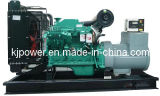 generador diesel de 100kVA Cummins con el pabellón silencioso