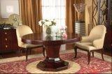 Los muebles del hotel/la cena moderna los conjuntos de la cena/los muebles del restaurante/fija (GLD-005)