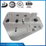 Edelstahl CNC-Metalldrehbank-maschinell bearbeitenteile durch das Prägen/Bohrung-/Ausschnitt-Hilfsmittel