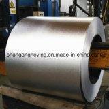 Chormated/acier huilé de Gl/acier de Galvalume/acier de la toiture Gi/PPGI avec de l'Al de 55%