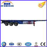 Tri Axle каркасный контейнера трейлер контейнера /Skeletal трейлера Semi