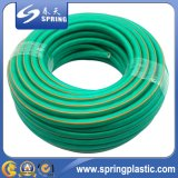 Grüner flexibler Belüftung-Garten-Schlauch für Wasser-Bewässerung