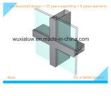 Mur rideau exposé par protection de bâti d'Envrimental