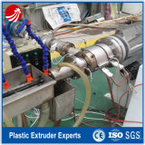 Extrusora de tubo de tubo de plástico PE de pequeno diâmetro