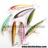 Attraits en plastique durs chauds en gros de pêche de la vente 140mm