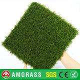 Hierba artificial del césped del verde de la fabricación de Allmay