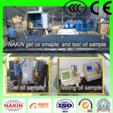 Mejor de vacío del transformador purificador de aceite de la máquina, aceite filtrado de desacidificación de dispositivos