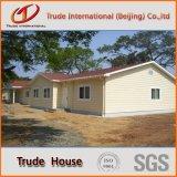 Jauge d'éclairage personnalisé économique Structure en acier de construction modulaire/mobile/préfabriqué/de la vie familiale des maisons préfabriquées