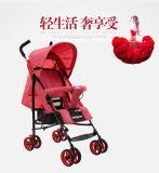 Carrinho de criança portátil simples novo do guarda-chuva do bebê 2017