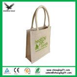 Sac à jute promotionnel recyclé personnalisé Recyclable