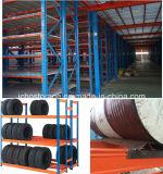 Aço de armazenamento Médio direito longo período Rack para Armazém