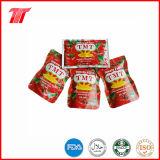 Pasta Orgânica Saudável de Tomate em Conserva com Marca Yoli