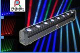 8 Köpfe CREE LED Träger-beweglicher Hauptstab