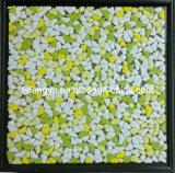 Cristais de banho pavimento mosaico de cristal de Grãos / / Piscina Pavimento