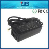 AC 100-240V Cargador Notebook 19V 2,05un adaptador de alimentación