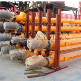 건축 기계를 위한 유연한 나선형 나사형 콘베이어