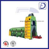 Esquileo y prensa hidráulicos resistentes del desecho de metal