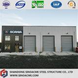 Estructura de acero prefabricados Sinoacme edificio de oficinas con garaje