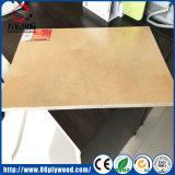E0, E1 верхней части мебели класса D/D УФ березовый фанерный 18мм