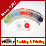 Impresa personalizada PVC plástico Naipes (430009)
