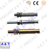 High Quality를 가진 확장 Screw Elevator Bolt Anchor Parts