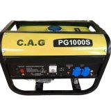 100% de cobre de 1000W 1100W 154f pequeño generador de gasolina gasolina