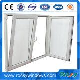 Finestra rocciosa della stoffa per tendine dell'isolamento termico con il profilo dell'alluminio della barriera termica