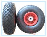 3.00-4 Rotella di gomma di Pnuematic per i carrelli del carrello del vagone