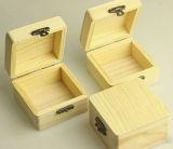 Addable коробка подарка мыла туалета логоса деревянная