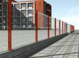 Rete metallica del ferro/barriera di sicurezza galvanizzate vendita calda per il banco