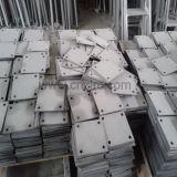 ISO標準の正方形の部門別のガラス繊維GRPの水漕