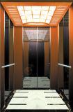証明書のセリウムが付いている機械Roomlessの乗客のエレベーター