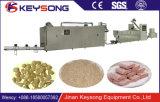 Ligne de transformation des produits alimentaires de protéine de pépite du soja de texture faisant la machine