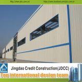 Niedrige Kosten-und Qualitäts-vorfabrizierte Stahlkonstruktion
