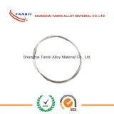 Metal noble s/alambre 0.25m m del rodio del platino del alambre del termocople de r/A 0.35m m 0.5m m