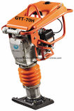 Machine de compactage de la route Honda GX100 Damage Pilon Gyt-70h