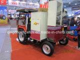 Alta calidad nuevo diseño 4X4wd cosechadora autopropulsada de la cosecha del cacahuete vendedora caliente en Irán