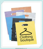 Il LDPE ha tagliato il sacchetto a stampo tagliente di plastica su ordinazione della maniglia del punzone del sacchetto di acquisto